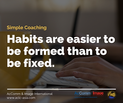 AcComm Group Coaching Tip 3