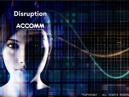 Disruption - Strategy and Tools for Leaders - กลยุทธ์และเครื่องมือการนำองค์กรและทีมในยุค Disruption