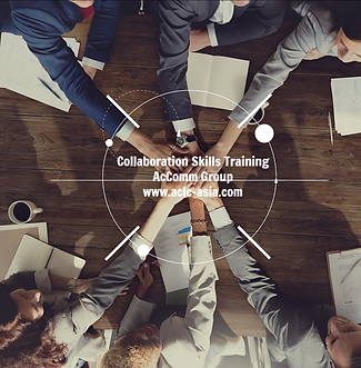 Collaboration Skills Training by AcComm