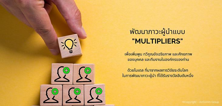 Multiplier Leadreship