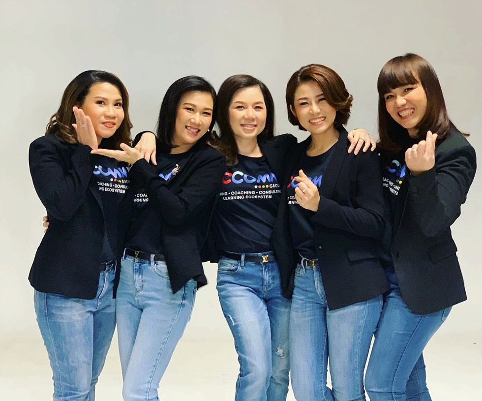 Elearning Thailand and Coach