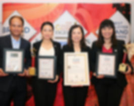 Thailand Best Employer Brand Award Winne