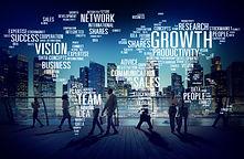 Global Business People Commuter Walking
