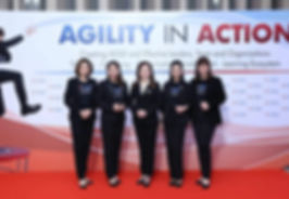 Agile Leaders Training