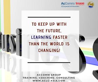 AcComm Group Self Development Tip 6