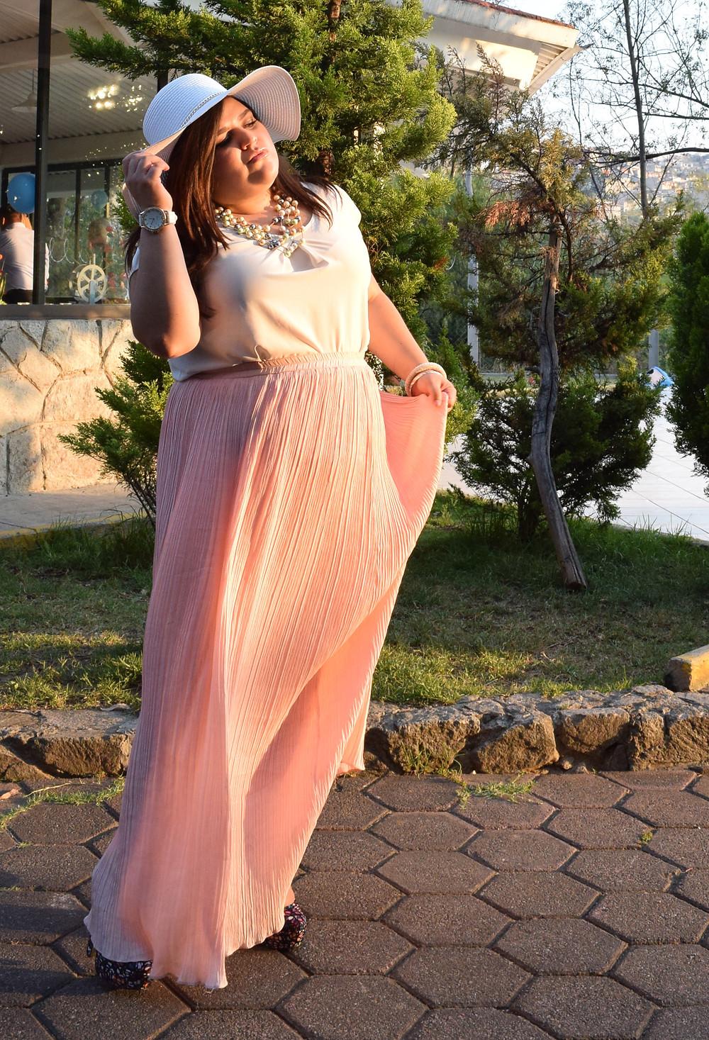 Ropa para gorditas Moda Curvy Priss Arias La Fatshionista sunday Morning 1