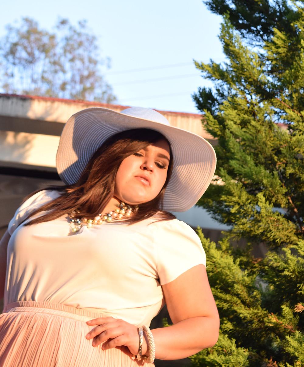 Ropa para gorditas Moda Curvy Priss Arias La Fatshionista sunday Morning 2