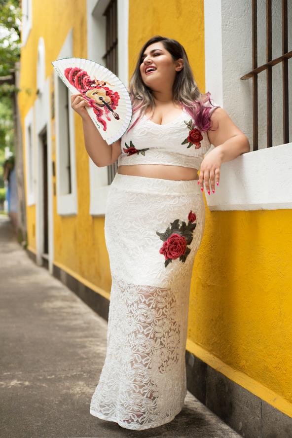 Outfit: Bem, Bem, María