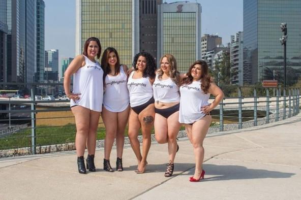 #CurvyBloggersMX - Queremos que ames tu cuerpo tal y como es.