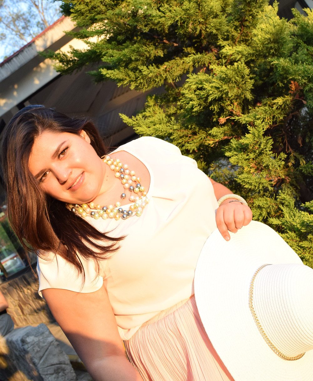 Ropa para gorditas Moda Curvy Priss Arias La Fatshionista sunday Morning 3