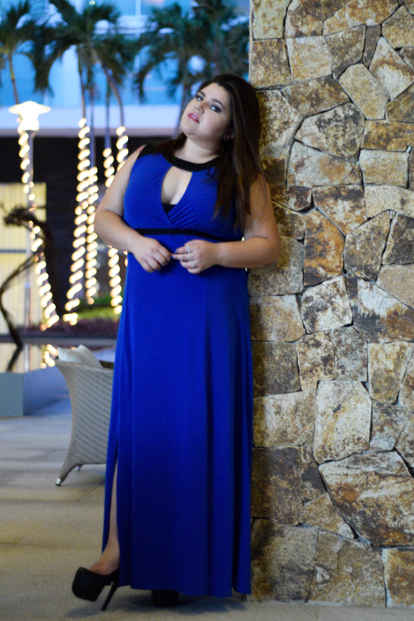 Outfit: Caribbean Blue