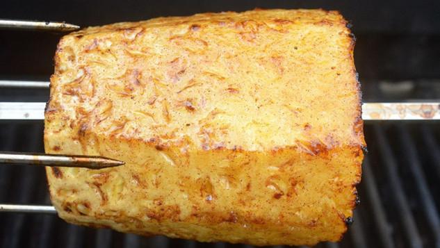 BBQ-Rotisserie-Pineapple