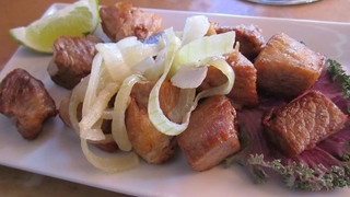 Marinated Pork Chunks