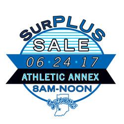 Surplus Sale Logo