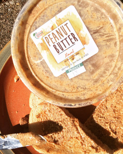 Peanut Butter Label