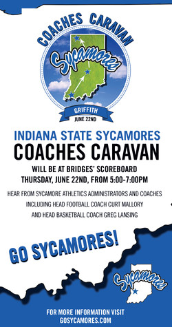 Coaches Caravan Table Tent