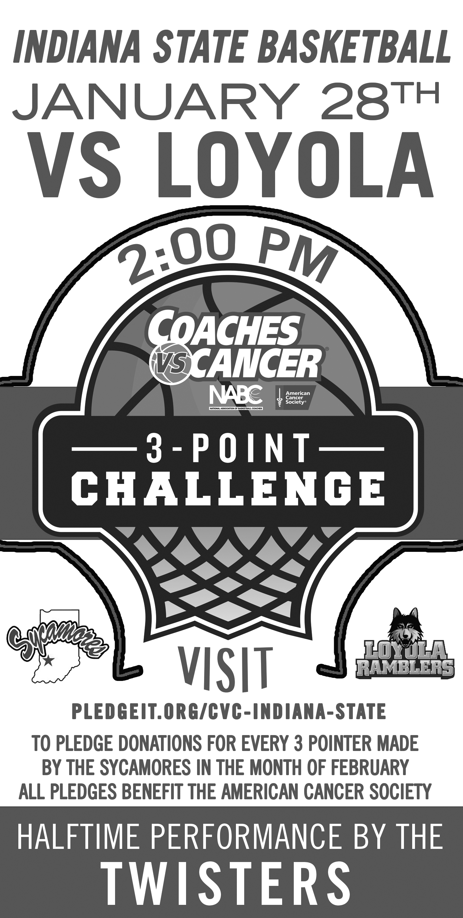 Coaches Vs Cancer Ad