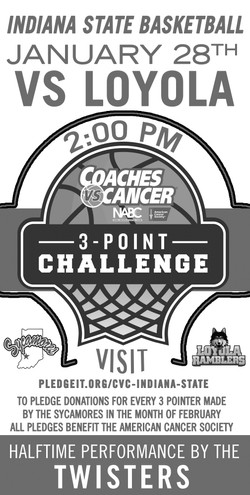 Coaches Vs Cancer Ad