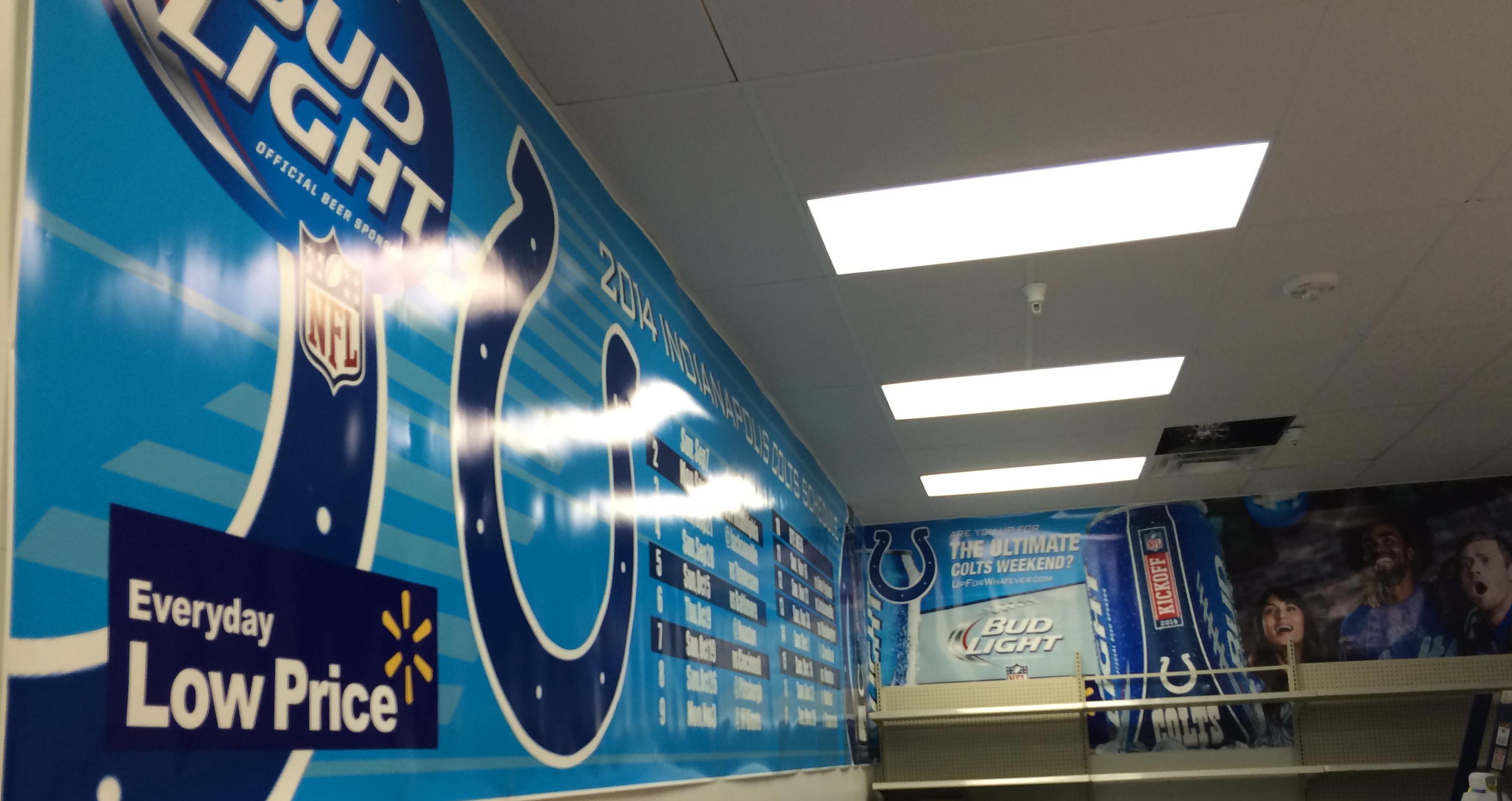 Walmart Colts Posters