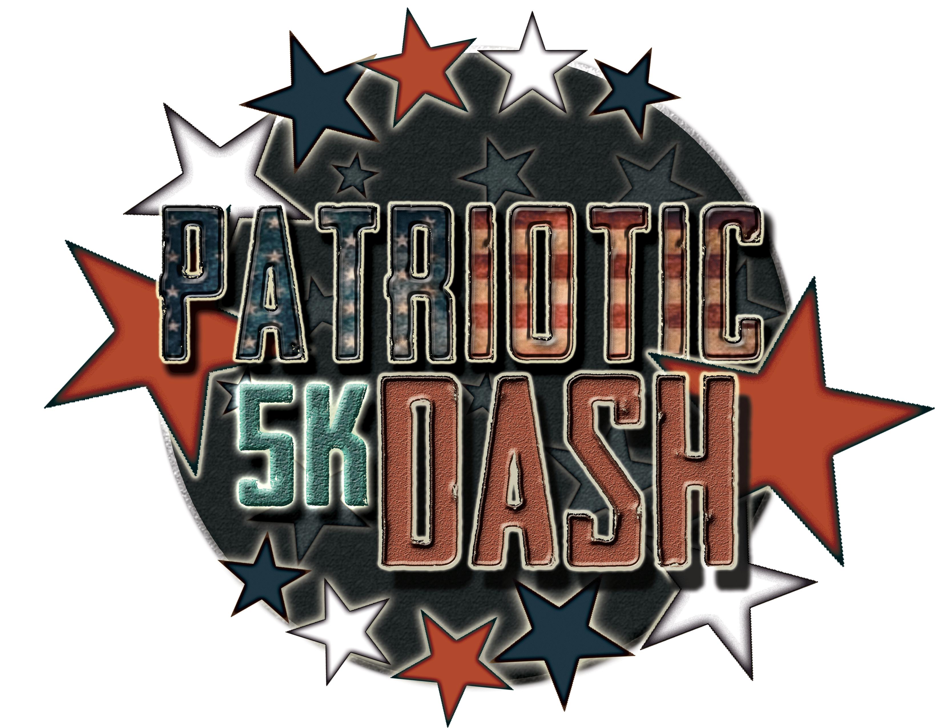 Patriotic Dash Logo