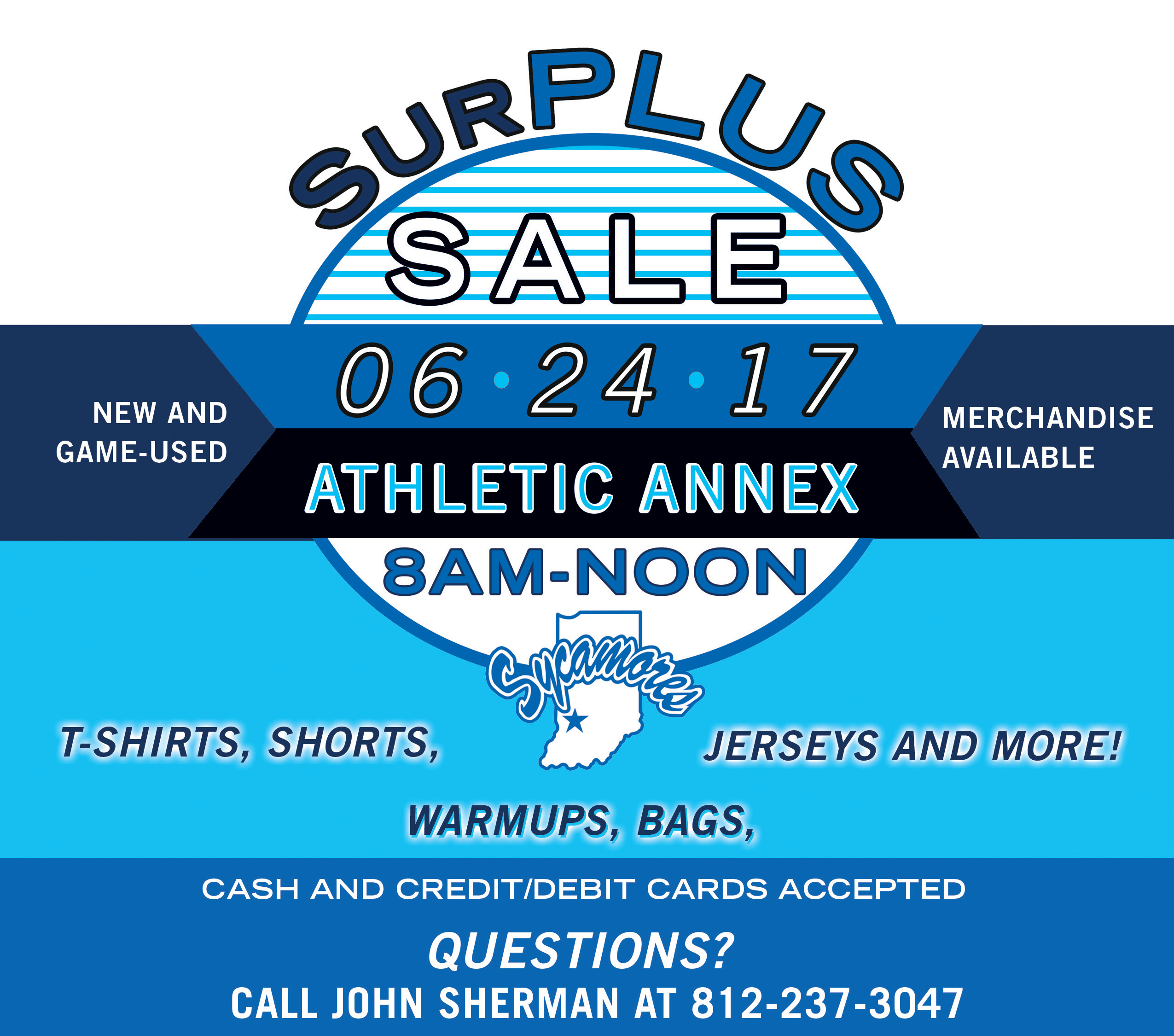 Surplus Sale Graphic