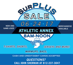 Surplus Sale Graphic