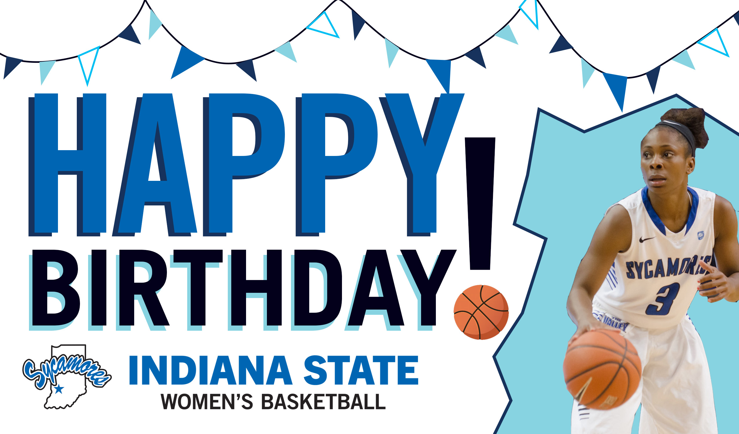 Women's Basketball Birthday