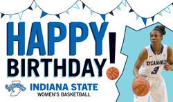 Women's Basketball Birthday