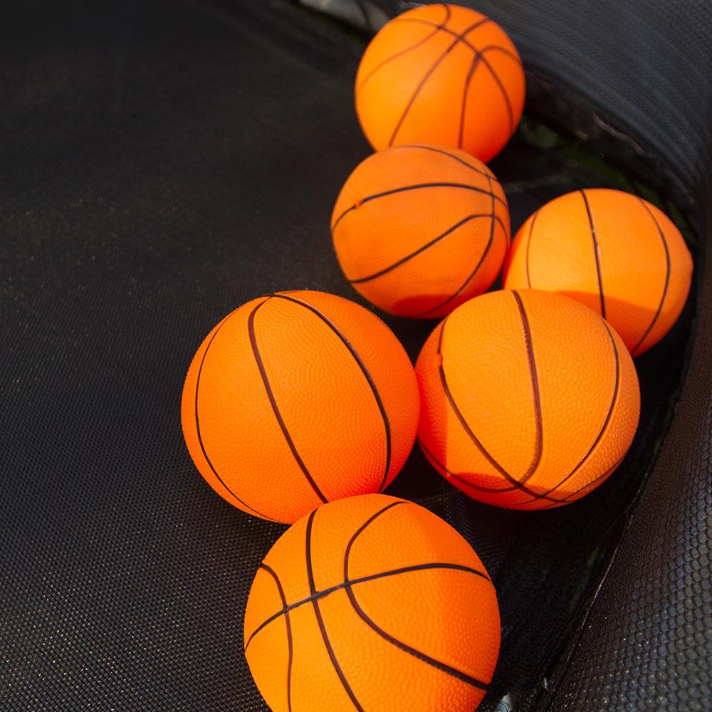 Rubber Mini Basketballs