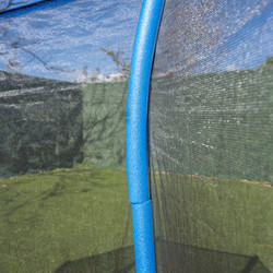 Foam Padded Enclosure Poles