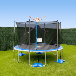 12ft Trampoline with Spin-N-Light