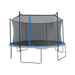 TruJump 14ft Trampoline with Safety Enclosure
