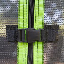 Secure Netting Enclosure