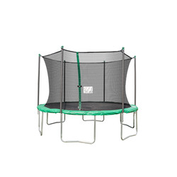 TruJump 12ft Trampoline with Safety Enclosure