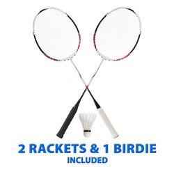 Badminton Rackets & Birdie