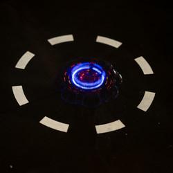 Spinner Flash Litezone under Jump Mat
