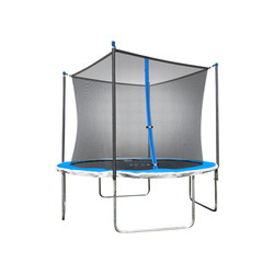 TruJump 10ft Trampoline with Safety Enclosure