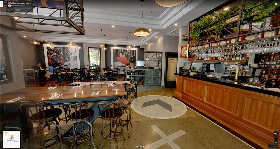 SoLita Pizzeria, Restaurant & Bar, Baileys Corner