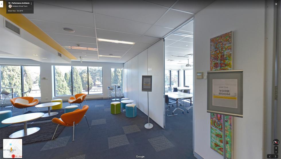 Australian Leadership Innovation Centre, Barton