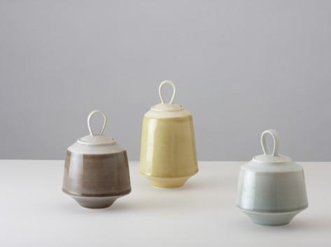 Castor Pots