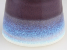 Tutone Glaze Detail