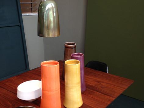 Pearlware Vases
