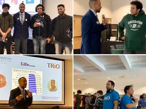 TRIO Day at Binghamton University