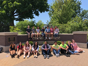 Central College UB Student Leadership Pic