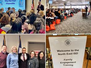 NEISD Family Engagement Leadership Academy Presentation