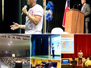 John Jay HS Senior Presentations