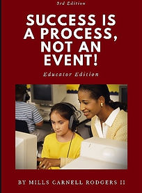 Success Is A Process, NotAn Event