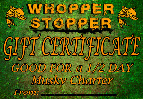 1/2 Day Gift Certificate