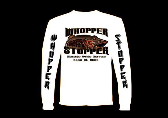 Long Sleeve T's offered in Black, White, Tan