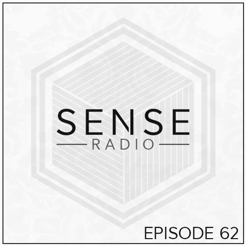 62. Sense Radio Show 24.07.17 Guest Mix James Curd